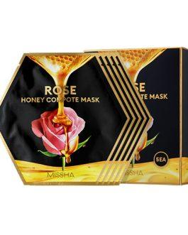 MISSHA Rose Honey Compote Mask