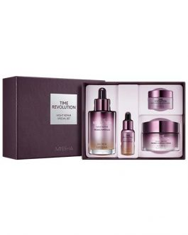 MISSHA Time Revolution Night Repair Special Set