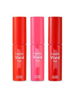 Etude House Colorful Vivid Tint