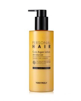 Tonymoly Personal Hair Cure Argan Lotion