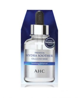 A.H.C Premium Hydre Soother Cellulose Mask