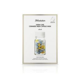 JM SOLUTION Derma Care Ceramide Aquq Capsule Mask Medi