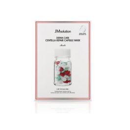 JM SOLUTION Derma Care Centella Repair Capsule Mask Medi