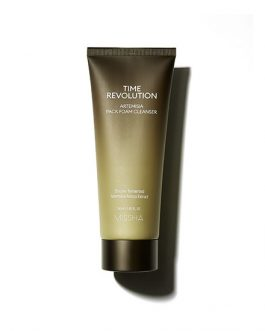 Missha Time Revolution Artemisia Pack Foam Cleansing