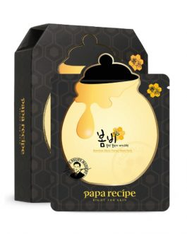 PAPA RECEIPE Bombee Black Honey Mask Pack