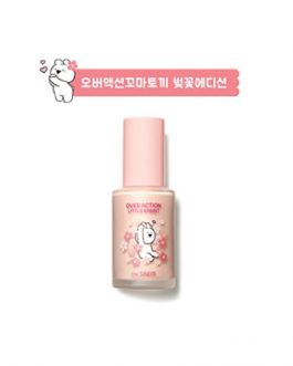 The Saem (Over Action Little Rabbit)Eco Soul Peach Base SPF44 PA++