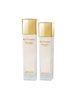 ENPRANI Premiercell Skin Softner & Emulsion set