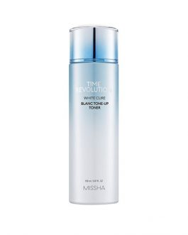 Missha Time Revolution White Cure Blanc Tone-Up Toner