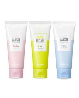 Peripera Milk Wash Cleansing Foam