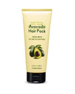 Etude House Repair My Hair Avocado Hair Pack