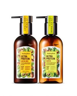 HEALING BIRD Ultra Protein Hair Oil