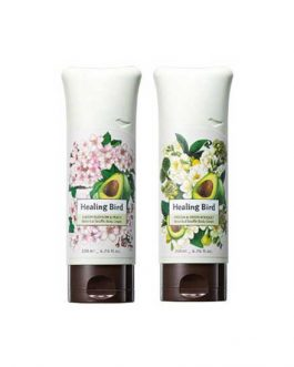 HEALING BIRD Botanical Souffle Body Cream