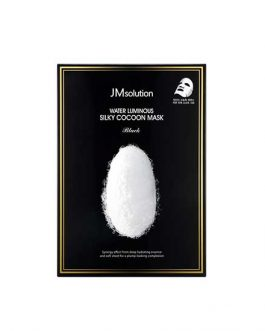 JM Solution Water Luminous Silky Cocoon Black