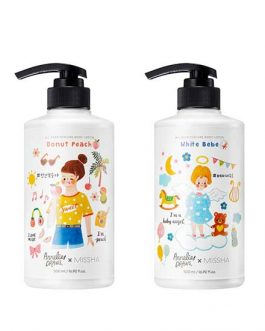 Missha All Over Perfume Body Lotion