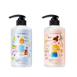 Missha All Over Perfume Body Wash