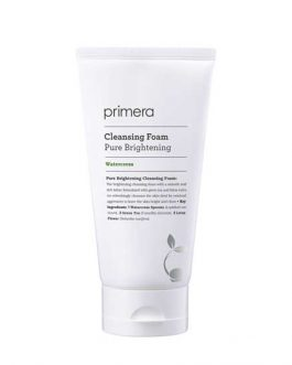 Primera Pure Brightening Cleansing Foam