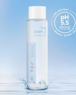 SCINIC The Simple Calming Toner