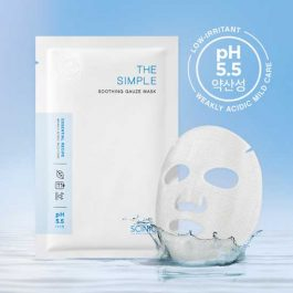 SCINIC The Simple Soothing Gauze Mask