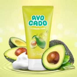 SCINIC Avocado Cleansing Foam