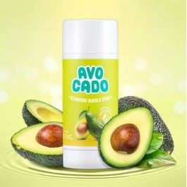 SCINIC Avocado Cleansing Bubble Stick