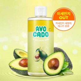 SCINIC Avocado Oil In Cleansing Water