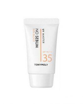 TonyMoly UV Master No Sebum Sun Block SPF35 PA+++
