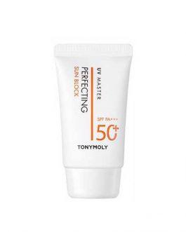 TonyMoly UV Master Perfecting Sun Block SPF50+PA+++