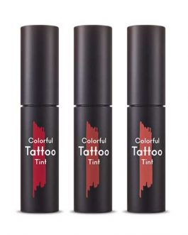 Etude House Colorful Tattoo Tint