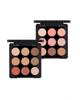 The Face Shop Mono Pop Eye Shadow Palette