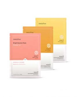 Innisfree Bright Solution Mask