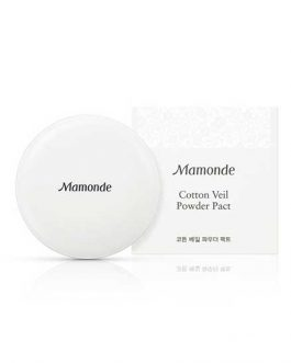 Mamonde COTTON VEIL POWDER PACT