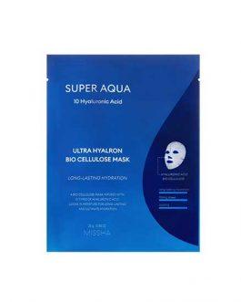 Missha Super Aqua Ultra Hyalron BIO Cellulose Mask