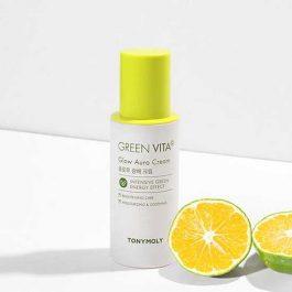 TonyMoly Green Vita C Glow Aura Cream
