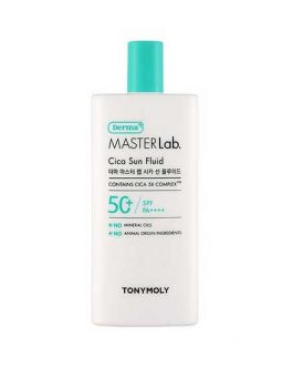 TonyMoly Detma Master Lab CICA Sun Fluid SPF50+ PA++++