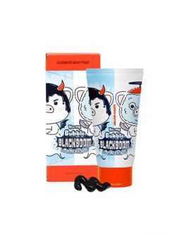 Elizavecca Milky Hell-Pore Bubble Black Boom Charcoal Pore Pack