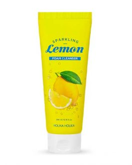 Holika Holika Sparking Lemon Foam cleanser