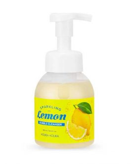 Holika Holika Sparking Lemon Bubble Cleanser