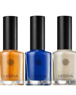 Missha Self Nail Salon Color Look