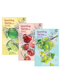 Peripera Sparking Tok Tok Time Mask Sheet