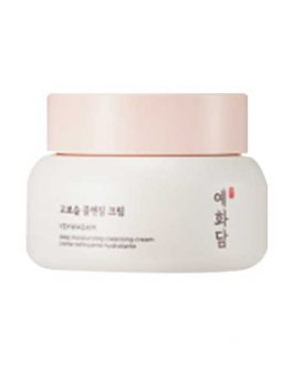 The FACE Shop Yehwadam Deep Moisturizing Cleansing Cream