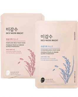 The FACE Shop RICE WATER BRIGHT MASK