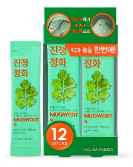 Holika Holika PURE ESSENCE BUBBLE CLEANSING PACK