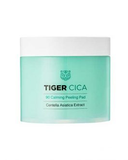 It's Skin TIGER CICA 90 Calming Peeling Pad