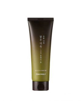 TonyMoly From Ganghwa Pure Artemisia Real Cleansing Foam