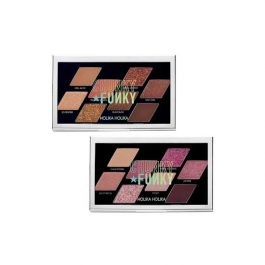 Holika Holika Chunky Metal Shadow Palette
