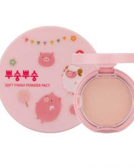 Missha Me Factory  Soft Finish Powder Pact