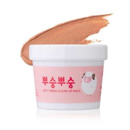 Missha Me Factory SOFT FINISH CLEAN UP PACK