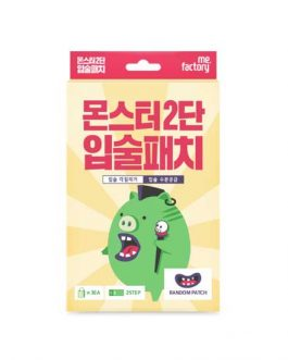 Missha Me Factory  2 STEP MONSTER LIP PATCH