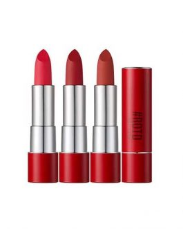 TonyMoly # RED OF THE DAY PERFECT LIPS MONOCHROME MATT LIP STICK