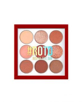 TonyMoly  # RED OF THE DAY PERFECT EYES MOOD EYE PALLETE